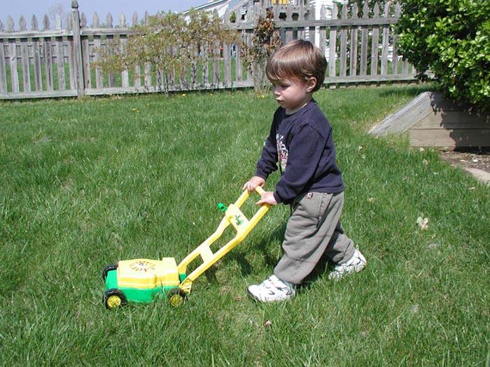 Little Tikes Bubble Mower Instructions